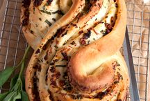 Cook Up! - Bread (savory and plain) / by Christina Chen