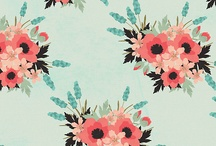 Patterns / beautiful & colorful patterns