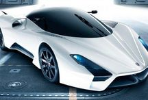 The Fastest cars in the world / Cars