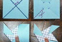 momino de papel