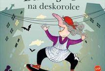 Nowości w bibliotece. Część 1 / Rok szkolny 2015/16.