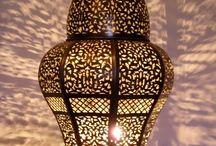 Lampes orientales