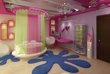 kids' rooms ideas / by Jessica Carroll