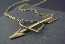 Arrow Jewelry / Check out this Arrow Jewelry / by afrugalchick