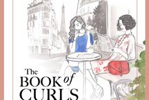 The Book of Curls / All about curly hair from A to Z