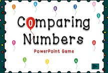 Math Compare Numbers
