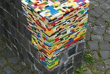 Lego / Quoi faire avec des briques.