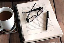Agendas e Organizadores