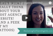 Effective Website Design for Travel Agents