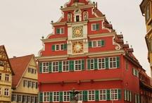 ✤ Germany* Baden - Württemberg / Baden-Wurttemberg, Cities: Stuttgart, Freiburg, Karlsruhe, Mannheim, Baden-Baden, Konstanz, Heidelberg, Tübingen, Ludwigsburg, Ulm