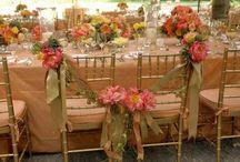 Wedding reception decor ideas / reception decor / by Susan Sanford