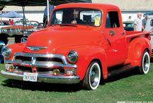 Classic Cars and Trucks