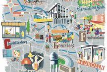 Mappe turistiche