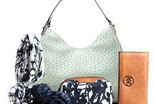 emilie m handbags / by carol lewis