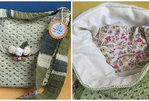 COSTURA Y GANCHILLO / Trabajos hechos a mano de ganchillo, patchwork y bordado.