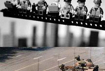 Lego pictures/vignettes