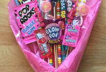 Candy Bouquet Ideas!