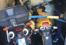 Transport motocikala