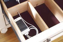 Organisation / Love organised things!