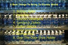 Disney Checklists