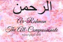 allah name