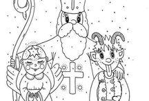 Omalovánky Vánoce