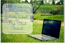 Homeschooling Middle School