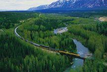 Aljaška - National park