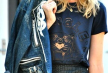 Street Style / by Fionne Chan