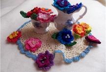 In My Crochet Bag / by Seven Farmgirls