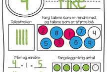 matematikk dagens tall