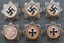 WW2 Badges and Decorations