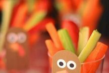 Healthy Thanksgiving / Ideas and tips for a healthy, fun Thanksgiving for kids and adults!