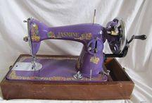 Macchine da cucire vintage
