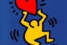 Keith Haring / Pop art