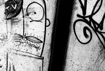 Sonke street art in Athens Greece