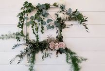 @aliceblueco Wedding Florals, Accents / Alice Blue Collective's wedding floral work