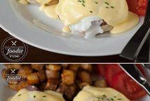 Eggy Eggs Benedict