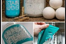 Cute ideas for the laundry