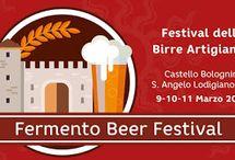Fermento Beer Festival 9-10-11 marzo S.Angelo Lodigiano (LO)