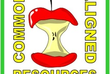 CCSS Aligned Resources / Resources from It's About Time, Teachers! TpT Store