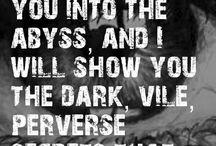 Creepy: Quotes