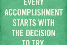Inspirational Words!!