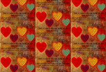 Anti-Valentine's Day Contest avail. in fabric, wall paper, gift wrap, decals, etc.