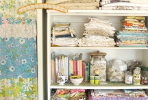 Inspiring Craft Rooms / by Mimi Panormios