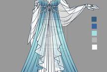 ice fantasy princesses