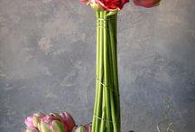 """Floristry classic styleform - klassinen muotosidonta / Tyylille ominaista on työn muotokieli: """"Järjestys on kauneutta"""". Selkeä ja suljettu muoto. Ei mitään liikettä tai kasvua. Pyöreä muoto (sopivin). Vähän kukka lajeja. Kukat sijoitetaan tiiviisti toisiinsa. Tyyli ottaa vaikutteensa: Antiikista. Renesanssista. Myöhäisestä klassismista ja empire ajanjaksosta 1800-1870. Biedermeier- ja rokokookimput nimetään muotosidontaan kuuluviksi."""