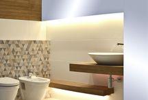 Inspiracja Viverto - Mała łazienka, duże możliwości