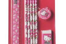 Hello Kitty Merchandise / Dream Theatre's Sanrio, Hello Kitty licensee's products.