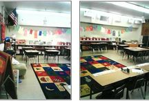 Classroom Arrangements / by Vanessa Ellefson